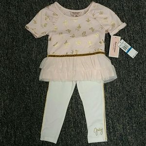 NWT Juicy Couture 2pc Set